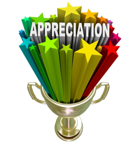 Appreciation Clip Art Photo